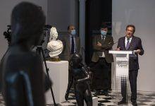 """""""25 siglos"""", la Escultura en la Colección de Arte de la Fundación Cajasol en Huelva"""