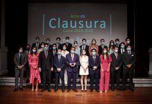Clausura de los Másteres del Instituto de Estudios Cajasol
