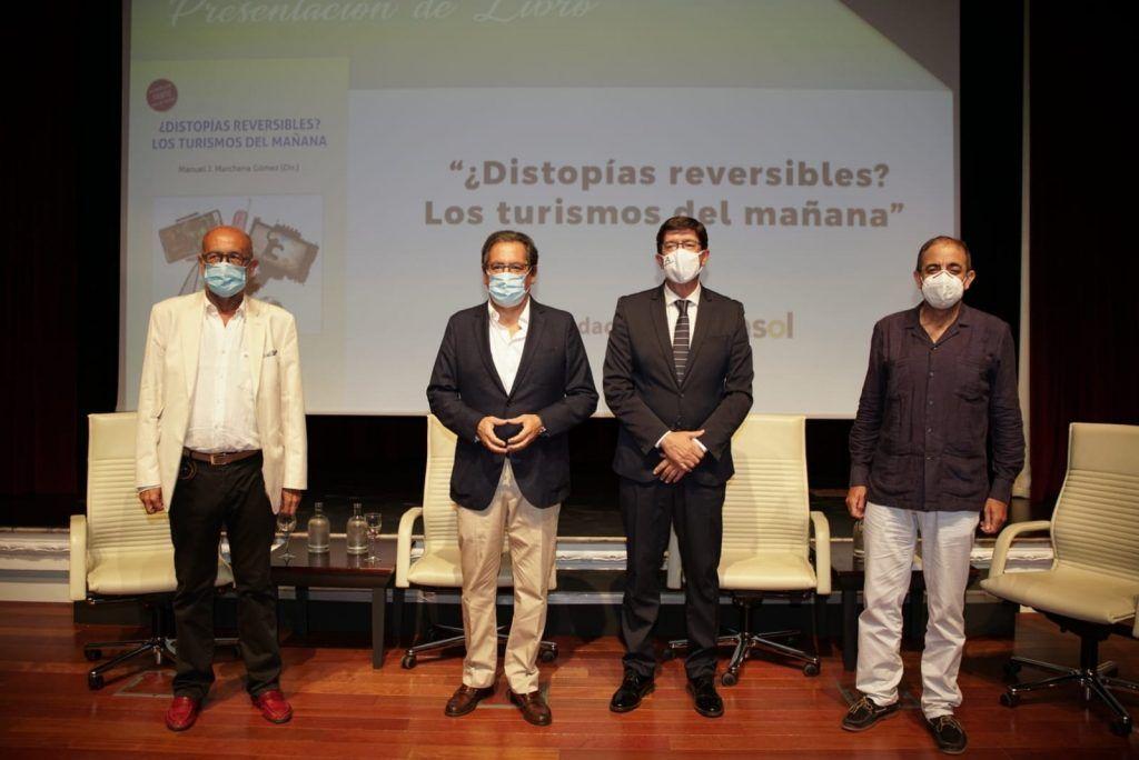 Distopías Reversibles, los turismos del mañana, en Fundación Cajasol