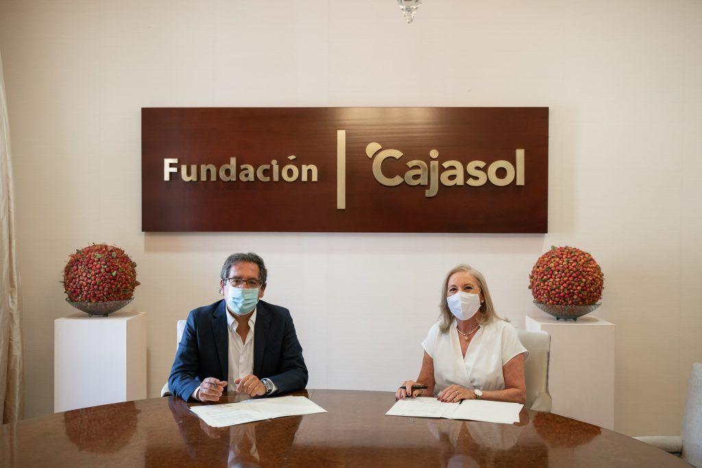 Cajasol y CajaGranada Fundación renuevan su alianza