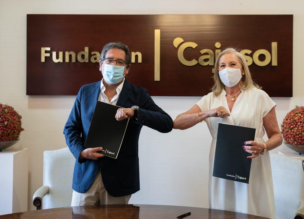 Fundación Cajasol y CajaGranada Fundación renuevan su alianza