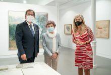 """""""Carmen Laffón en la Colección Cajasol"""", un 'tesoro' en Fundación Cajasol"""