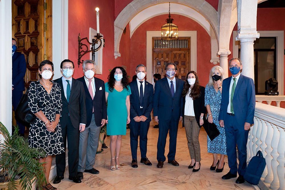 Desayuno Informativo de Europa Press con Juan Bravo, consejero de Hacienda de la Junta de Andalucía, en Sevilla