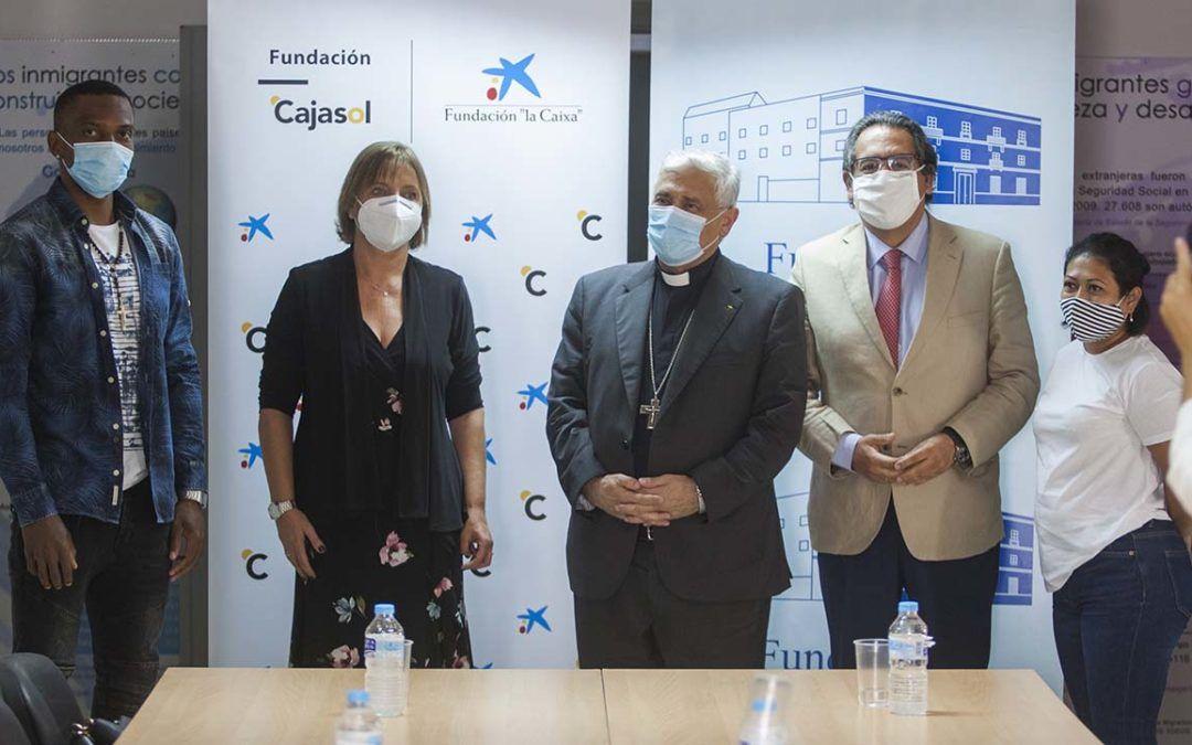 Tierra de Todos: Fundación la Caixa y Cajasol apuestan por la igualdad
