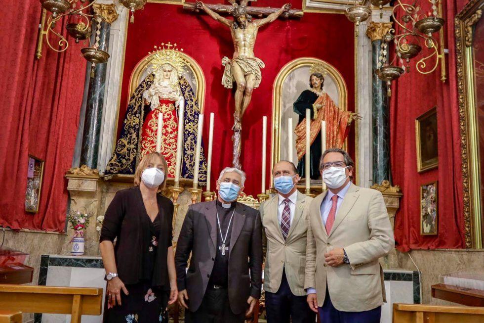 Barrio de la Viña: Fundación Cajasol y la Caixa impulsan su acción social