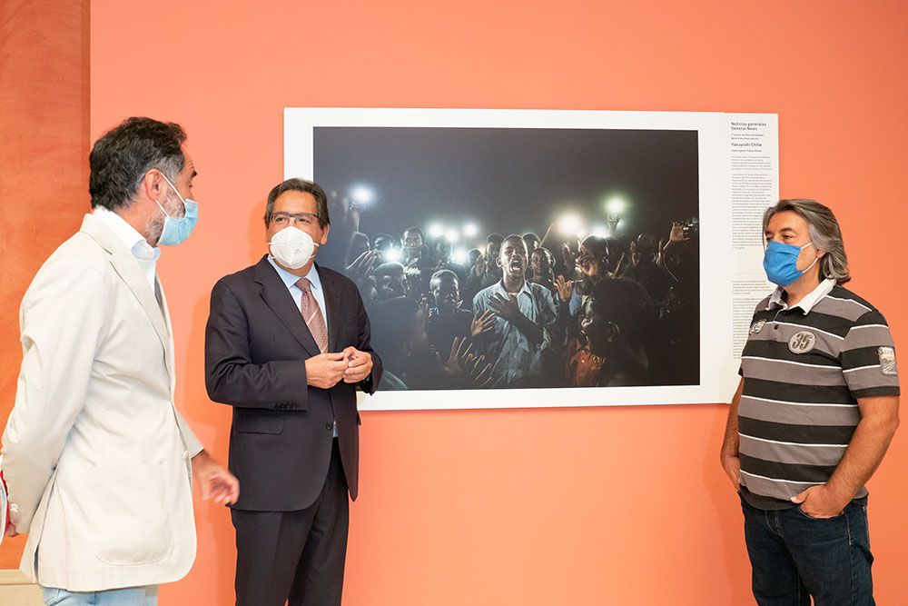 Primicia en Fundación Cajasol: World Press Photo 2020