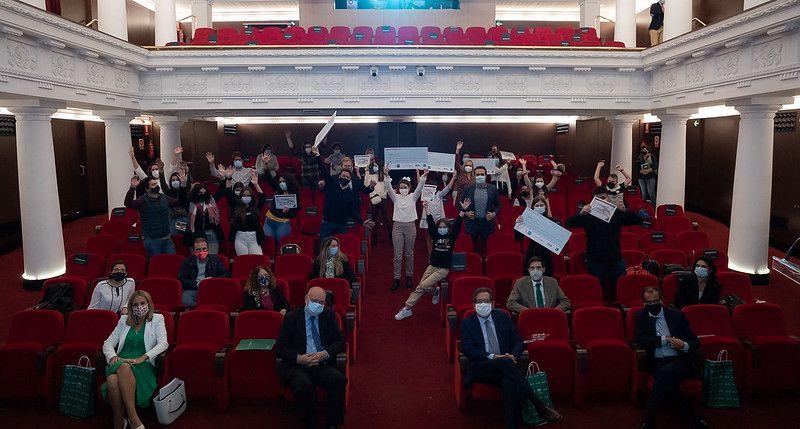 Acoso, violencia de género y uso de medios audiovisuales en las aulas centran los VI Premios 'El Audiovisual en la Escuela'