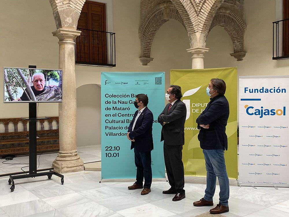 Jaén acoge la exposición 'Colección Bassat en la Nau Gaudí'