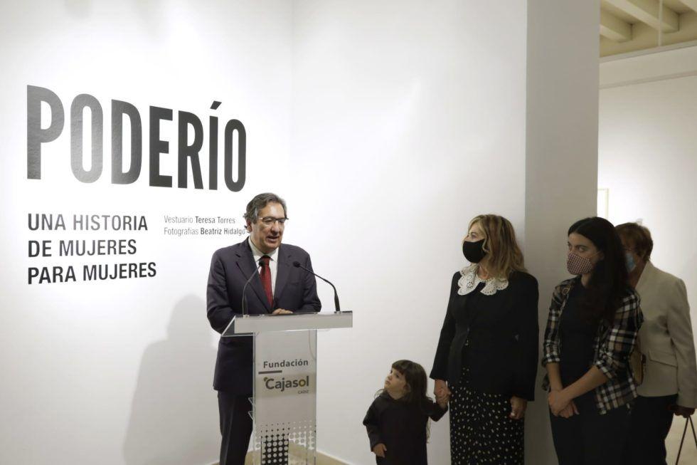 Poderío. Una historia de mujeres para mujeres en Cajasol Cádiz