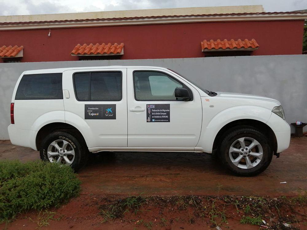 Proyecto de empoderamiento en Guinea Bissau de Cajasol y la Caixa