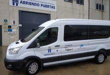 Nuevo vehículo adaptado para la Asociación Abriendo Puertas de Moguer