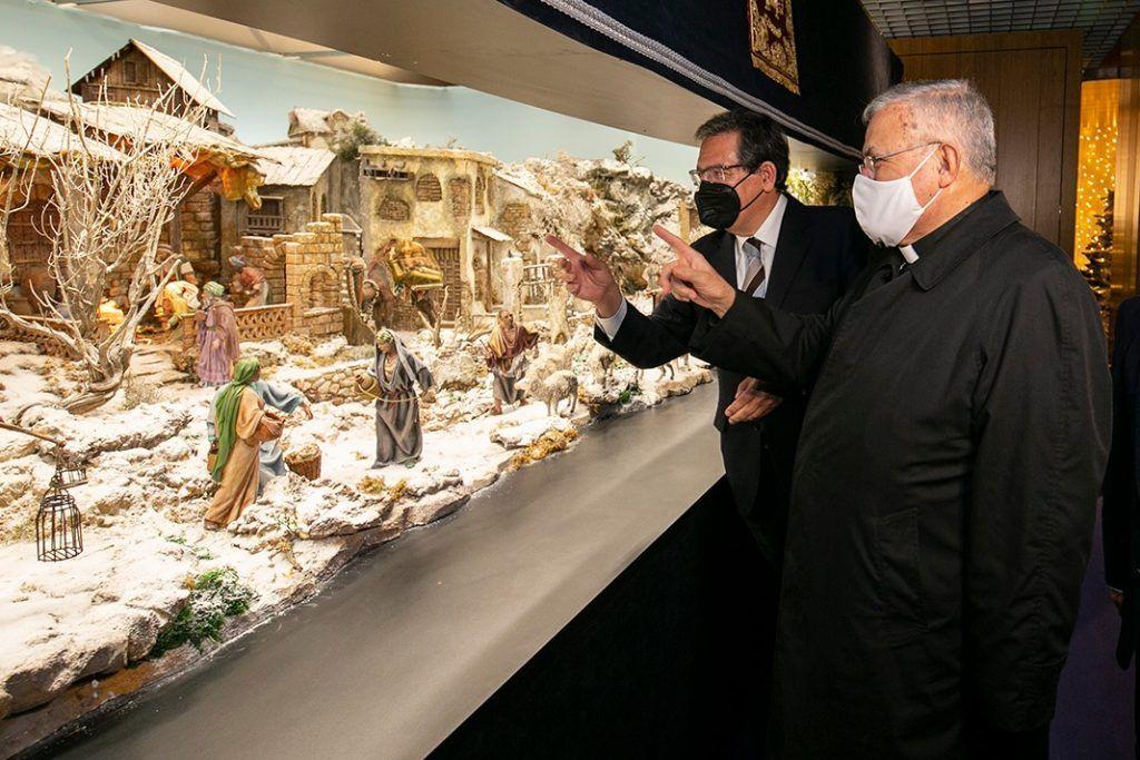 Belenes de la Fundación Cajasol en Sevilla, Córdoba, Huelva y Cádiz