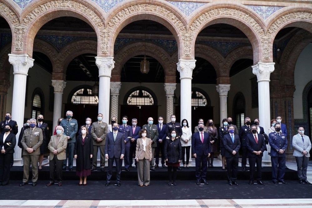 Premios Plaza de España en Sevilla | Antonio Pulido Gutiérrez