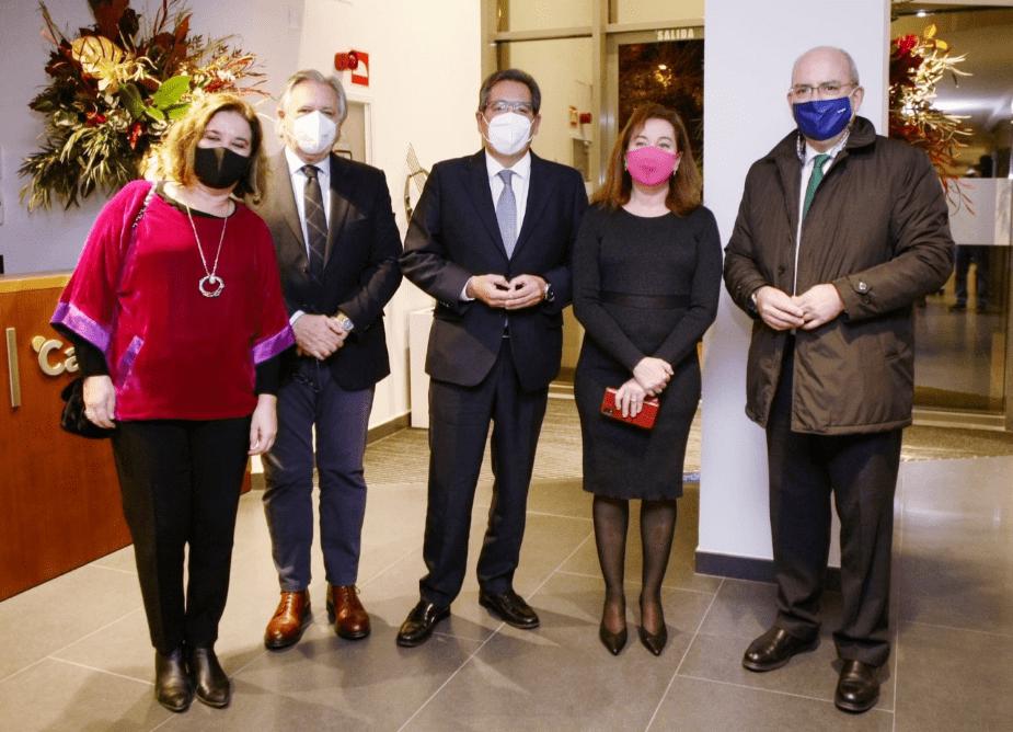 Teatro Cajasol de Jerez |Nuevo espacio de la Fundación Cajasol
