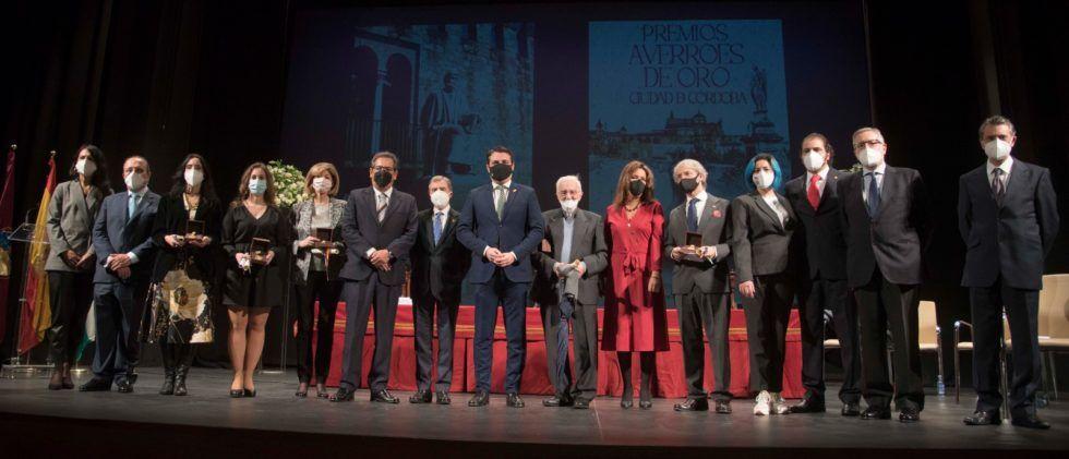 Premios Averroes de Oro Ciudad de Córdoba 2020   Antonio Pulido