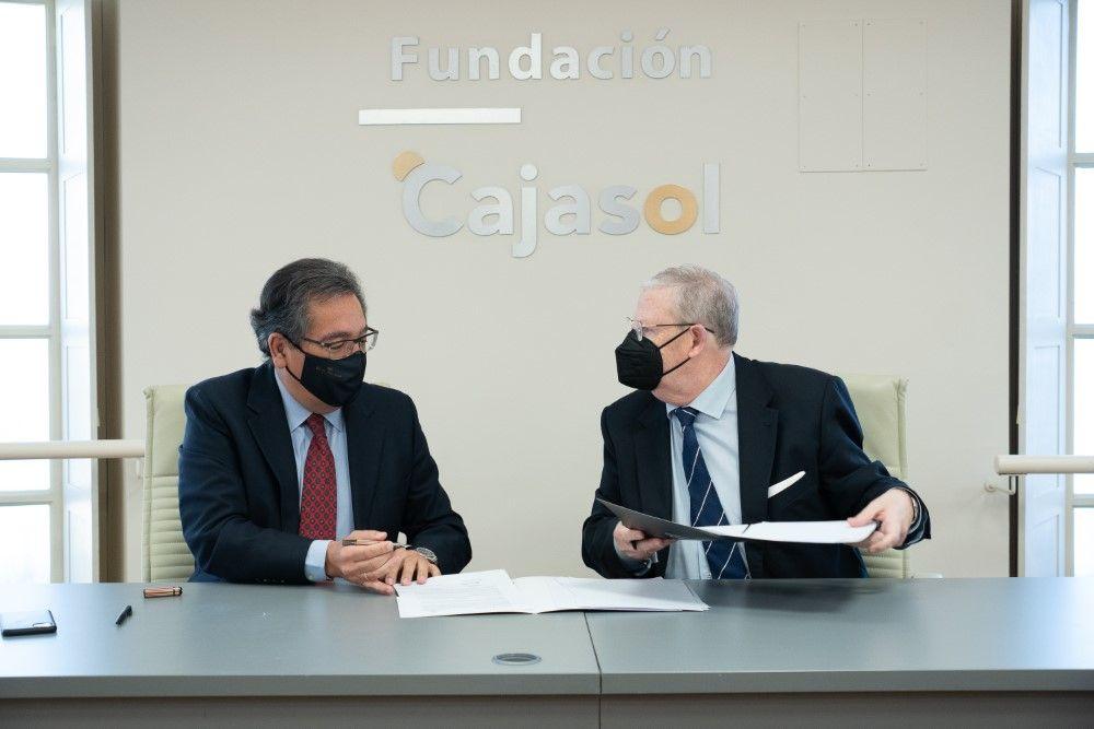 La Fundación Cajasol y el Consejo General de Hermandades y Cofradías de Sevilla presentan la exposición 'In Nomine Dei, patrimonio artístico de la Semana Santa de Sevilla'