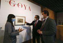 """Inauguración en Córdoba de """"Las Mujeres de Goya"""""""