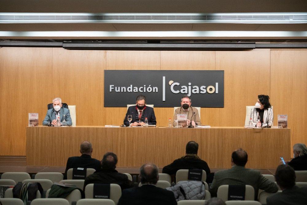 """Libro """"Sevilla, historia de su forma urbana"""", en Fundación Cajasol"""
