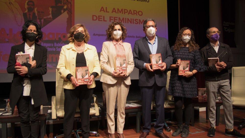 """""""Al amparo del feminismo"""", de Octavio Salazar, en Fundación Cajasol"""