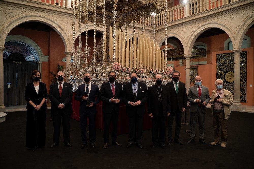 Fundación Cajasol celebra los Premios Gota a Gota de Pasión en Sevilla