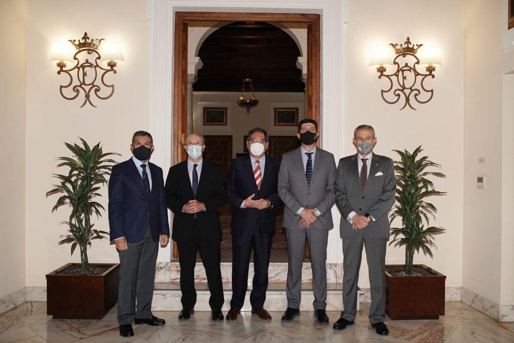 Ministerio de Justicia en Fundación Cajasol