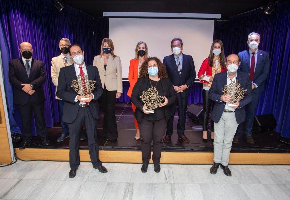 III Premios Buena Gente en Fundación Cajasol Huelva