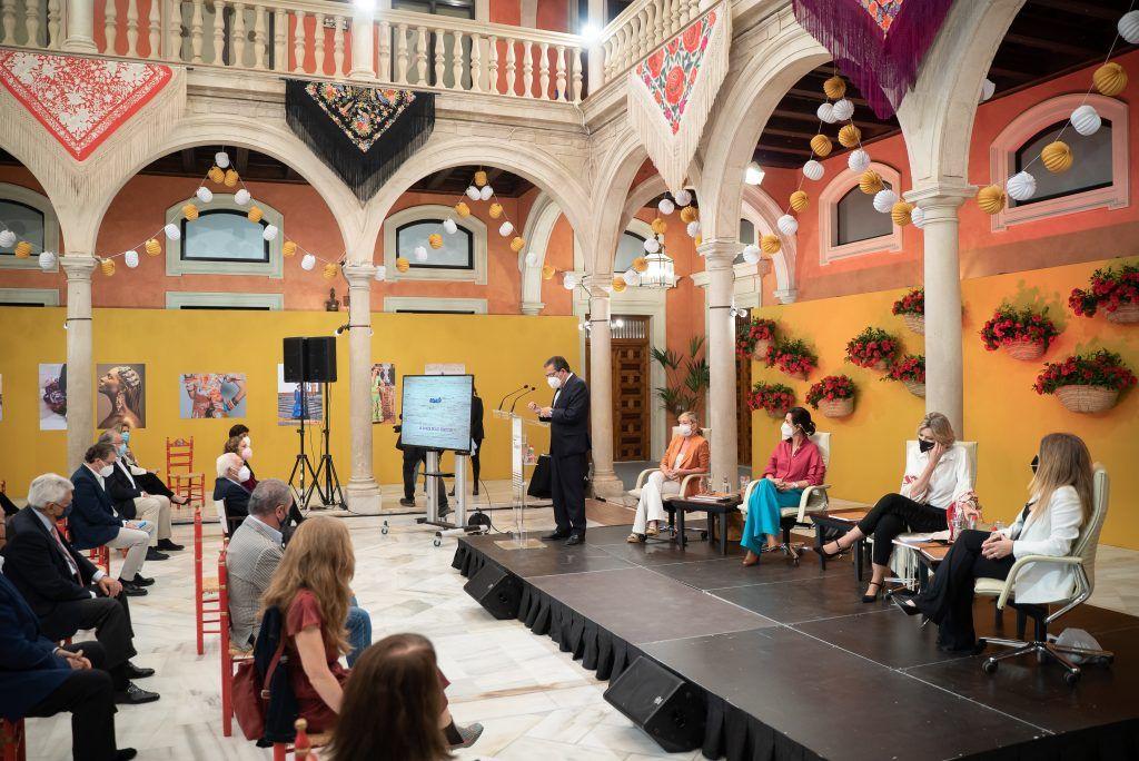 La danza de los sentidos en la Fundación Cajasol   Antonio Pulido
