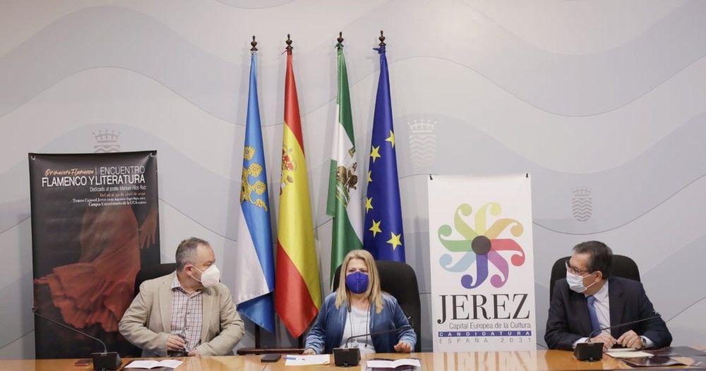 Ciclo Flamenco y Literatura en Jerez con la Fundación Cajasol