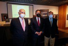 """Inauguración de los """"Encuentros Culturales Cajasol"""""""