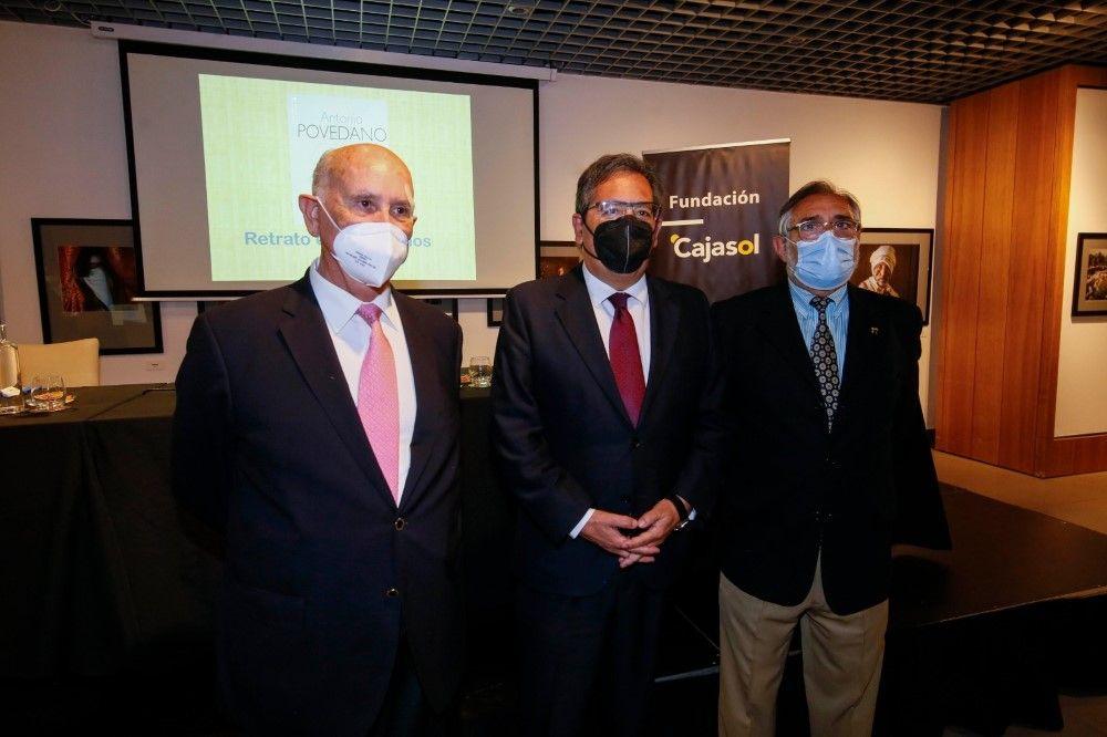 Encuentros Culturales Cajasol en Córdoba | Antonio Pulido