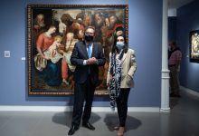 """Inauguración en Sevilla de la exposición """"De Rubens a Van Dyck"""""""