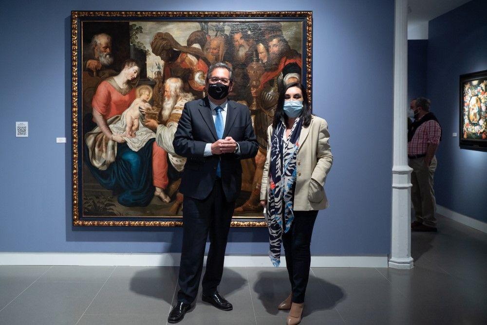 De Rubens a Van Dyck en Fundación Cajasol Sevilla