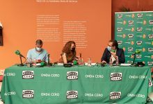 """Programa """"Más de uno Sevilla"""" de Onda Cero en Fundación Cajasol"""