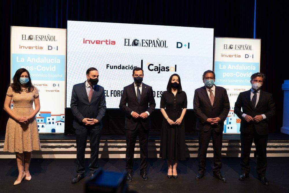 Foro Económico Español Andalucía Pos- Covid en Fundación Cajasol