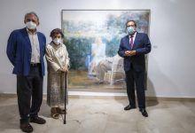 Exposición de Carmen Laffón en Cádiz