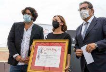 Premio Agustín Merello a Pepa Bueno