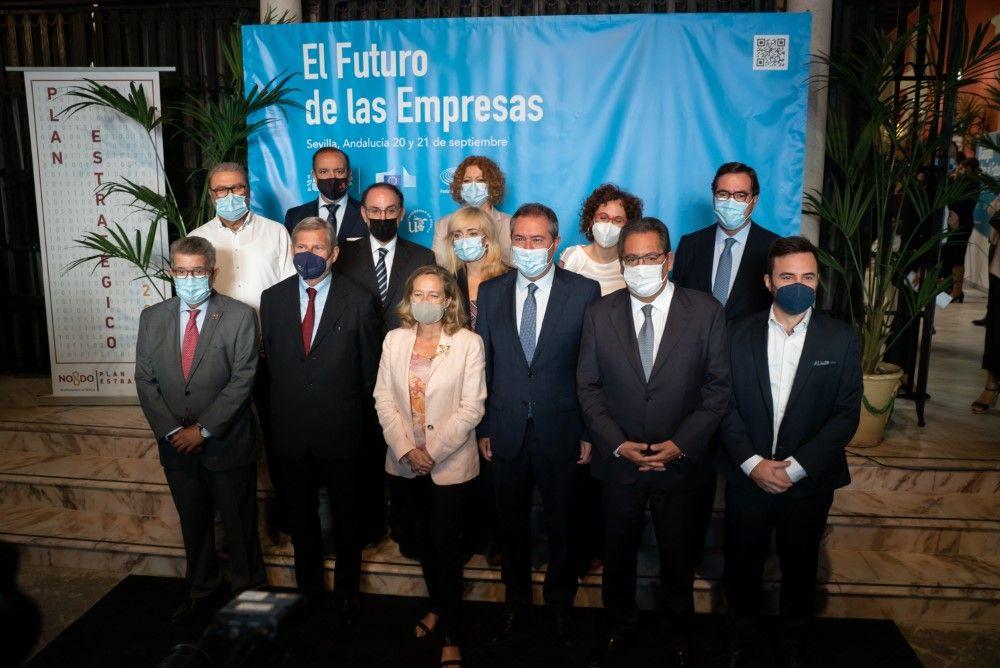 Diálogos sobre el Futuro en la Fundación Cajasol | Antonio Pulido