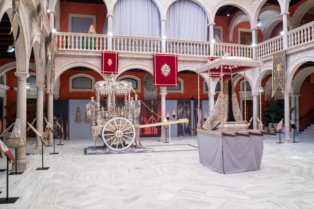 Jubilar Rocío, Magna Exposición en Fundación Cajasol