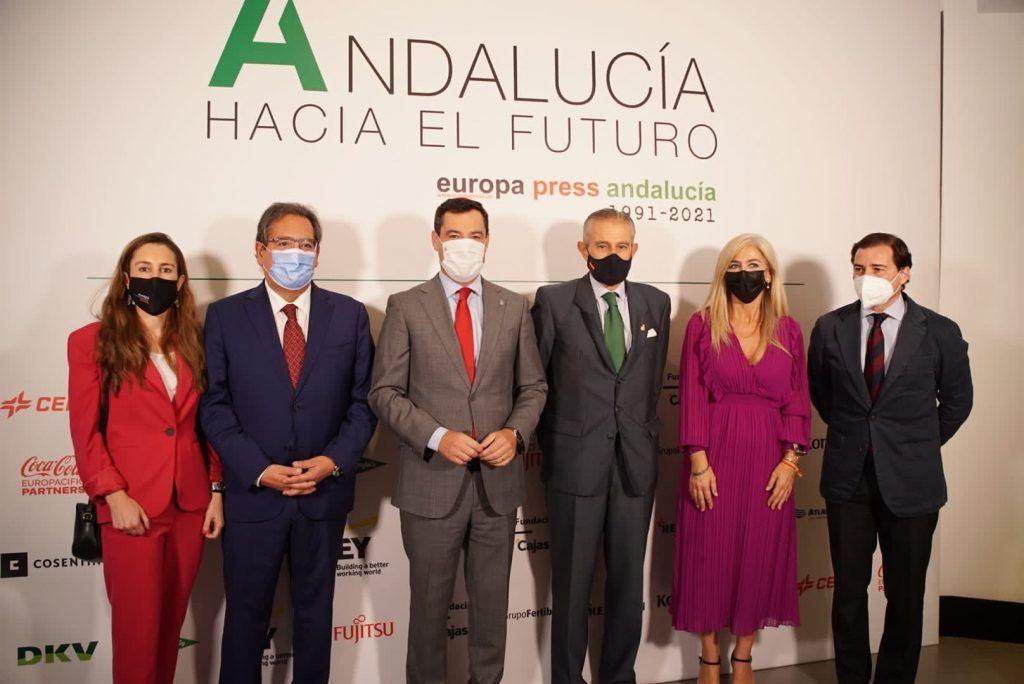 Andalucía hacia el futuro, jornada de Europa Press en Fundación Cajasol