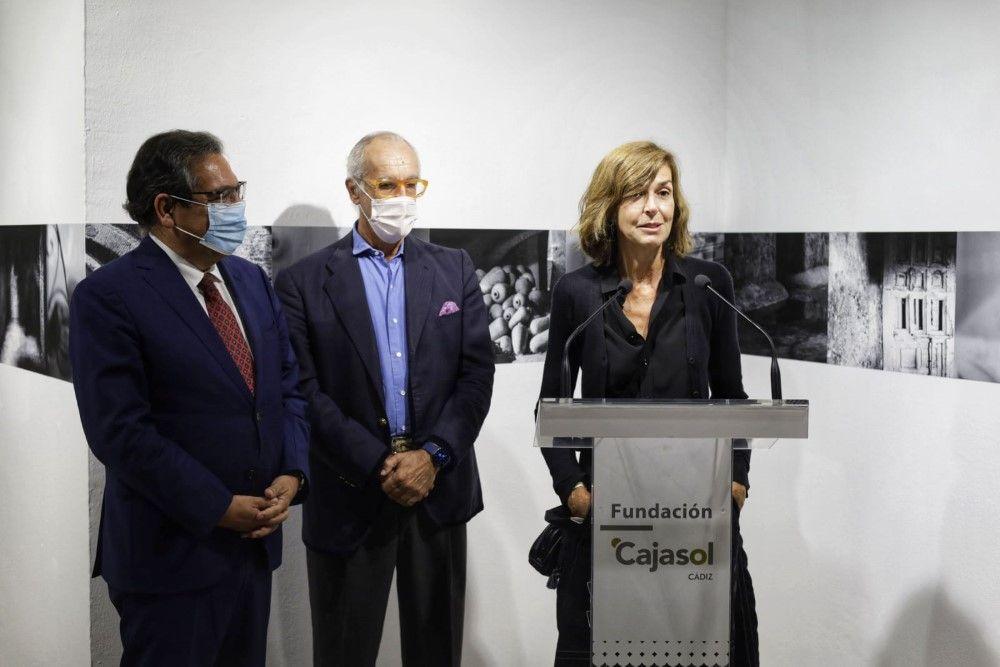 El tiempo vencido, exposición de Anuca Aísa en Fundación Cajasol Cádiz