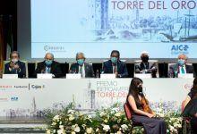 Premio Iberoamericano Torre del Oro a Andrés Pastrana